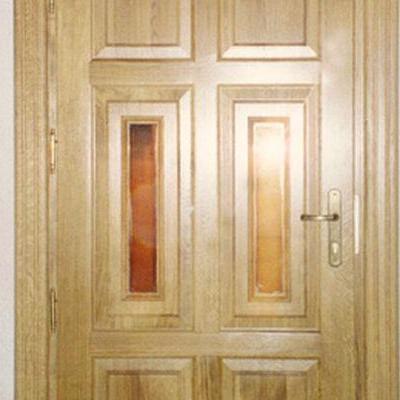 Drewniane drzwi 3