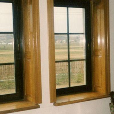 Drewniane okna 1