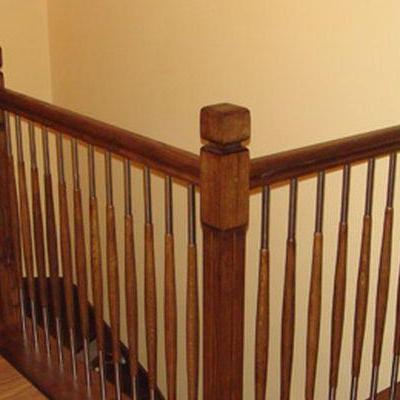Drewniane schody 97