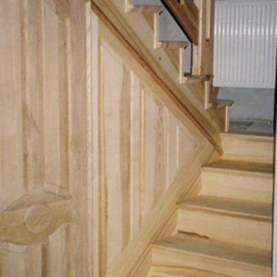 Drewniane schody 95