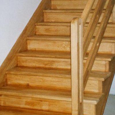 Drewniane schody 94