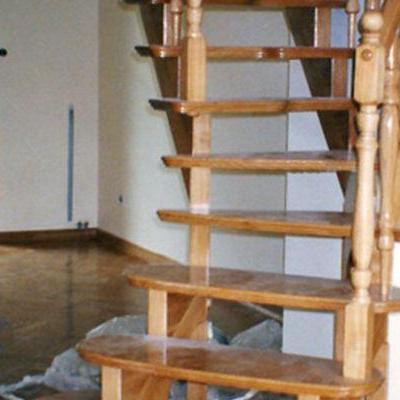 Drewniane schody 93
