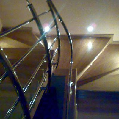 Drewniane schody 84