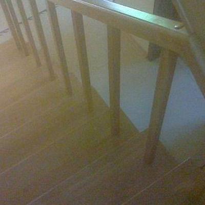 Drewniane schody 83