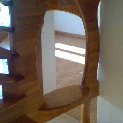 Drewniane schody 81