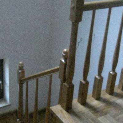 Drewniane schody 73