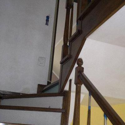 Drewniane schody 65