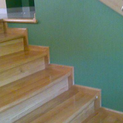 Drewniane schody 63