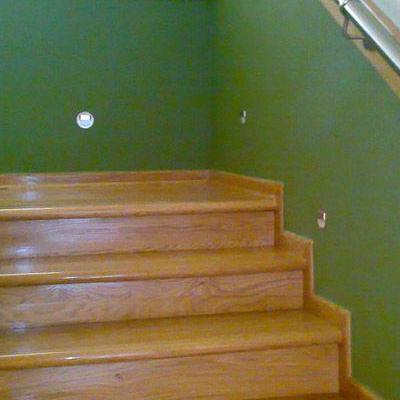 Drewniane schody 62