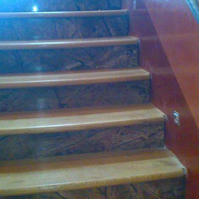 Drewniane schody 61