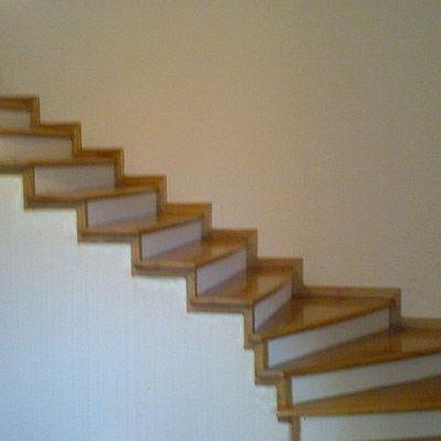 Drewniane schody 58
