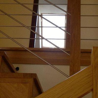 Drewniane schody 54