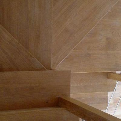 Drewniane schody 53