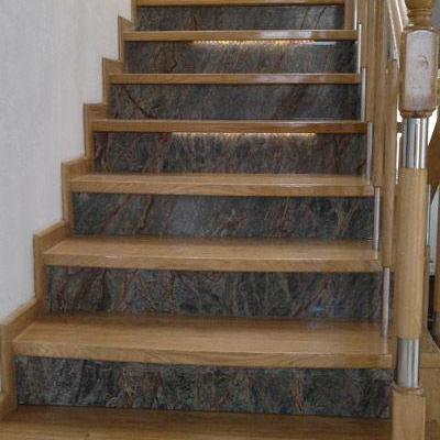 Drewniane schody 52