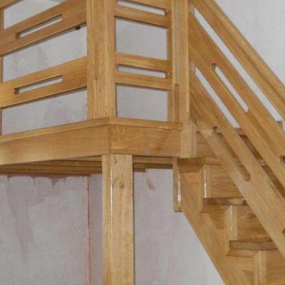 Drewniane schody 47