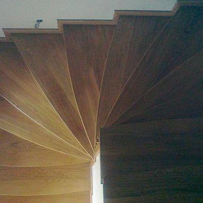 Drewniane schody 43