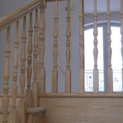 Drewniane schody 39