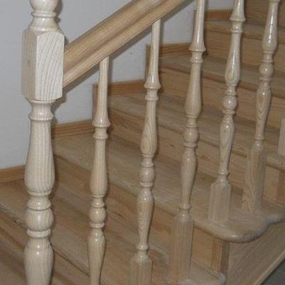 Drewniane schody 38