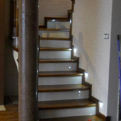 Drewniane schody 35