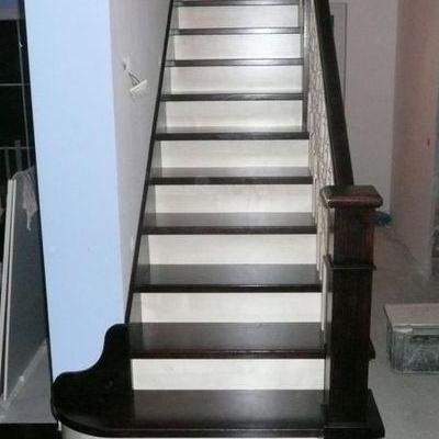 Drewniane schody 33