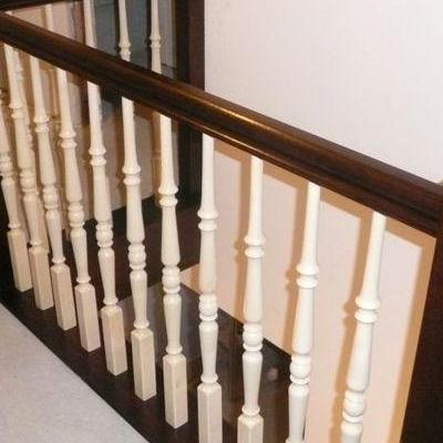 Drewniane schody 31