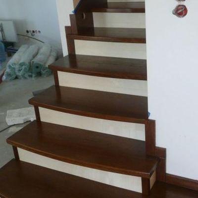 Drewniane schody 29