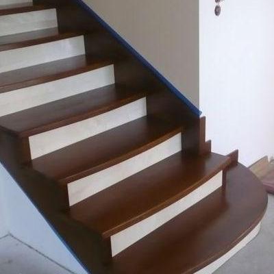Drewniane schody 28