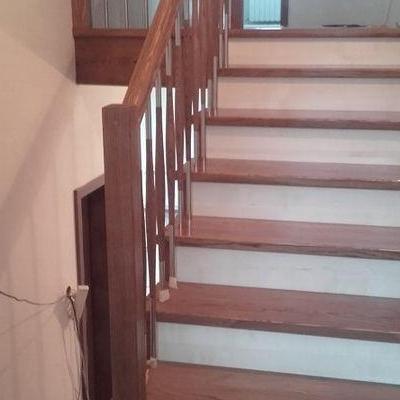 Drewniane schody 27