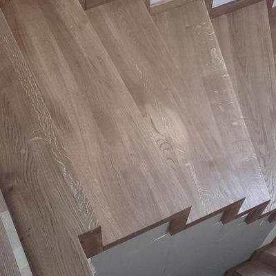 Drewniane schody 23