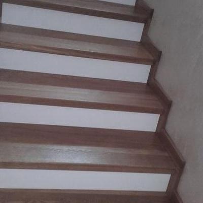Drewniane schody 21