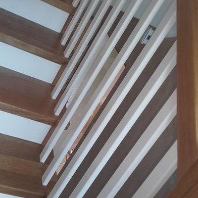 Drewniane schody 20