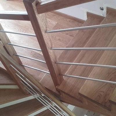 Drewniane schody 17