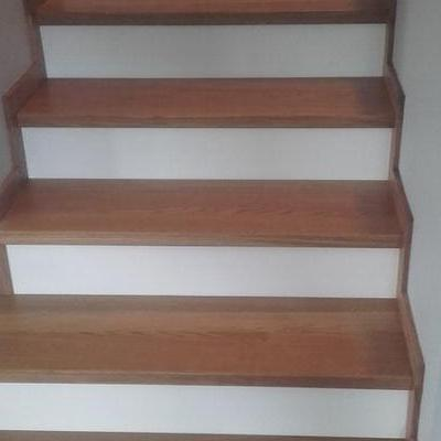 Drewniane schody 18