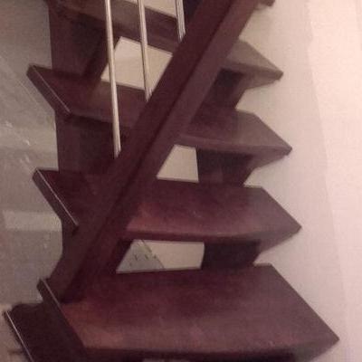 Drewniane schody 16