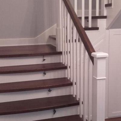 Drewniane schody 15