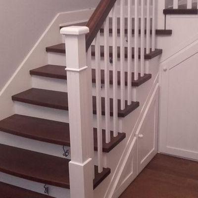 Drewniane schody 14