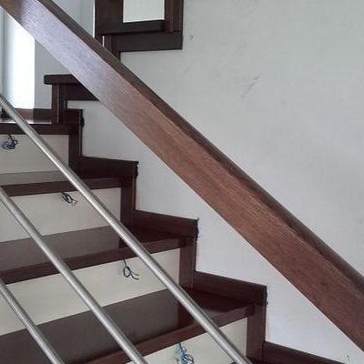 Drewniane schody 9