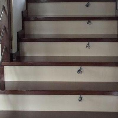 Drewniane schody 8