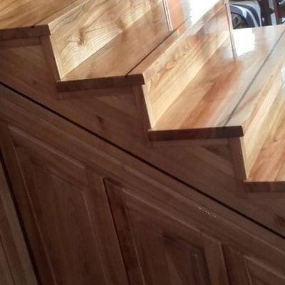 Drewniane schody 6