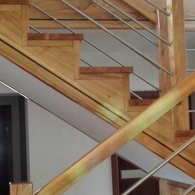 Drewniane schody 5