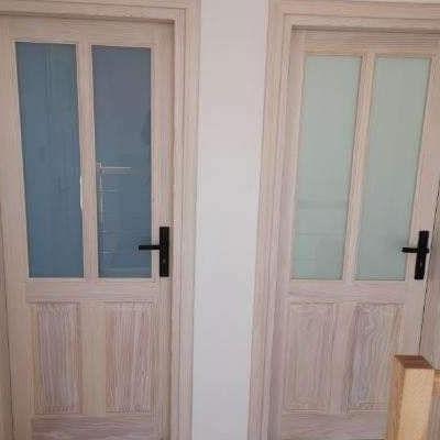 drzwi z drewna sosnowego 02