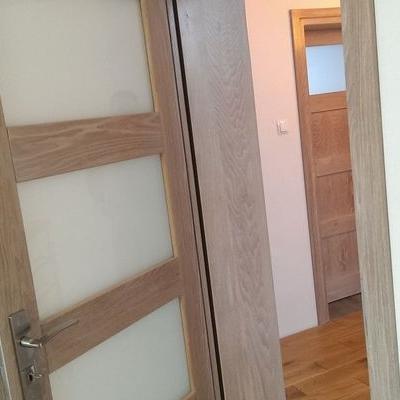 drzwi z drewna sosnowego 07